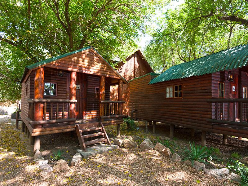 Single Storey Cabins - Exterior