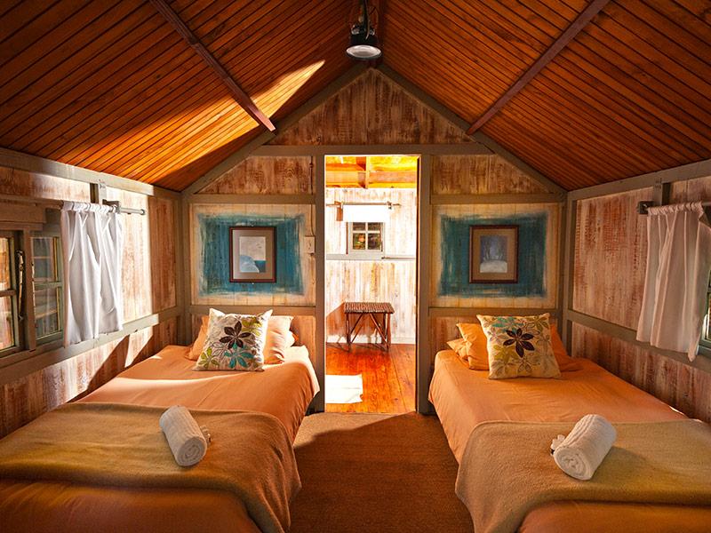 Single Storey Cabins - Interior