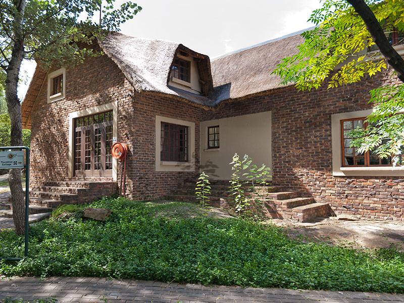 Thorntree Cottage Exterior