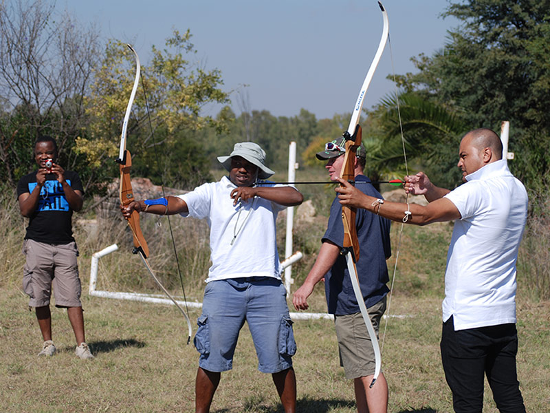 Archery Activity at SunWa