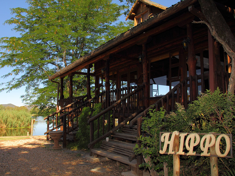Hippo Conference Room Exterior