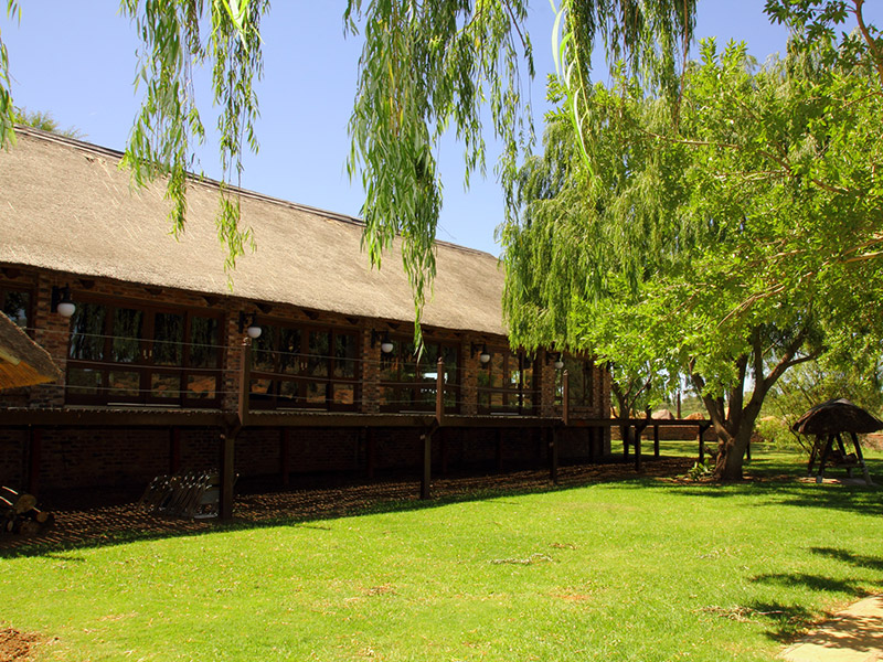 Rhino Conference Room Exterior