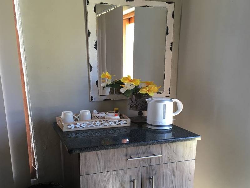 Duckpond mirror