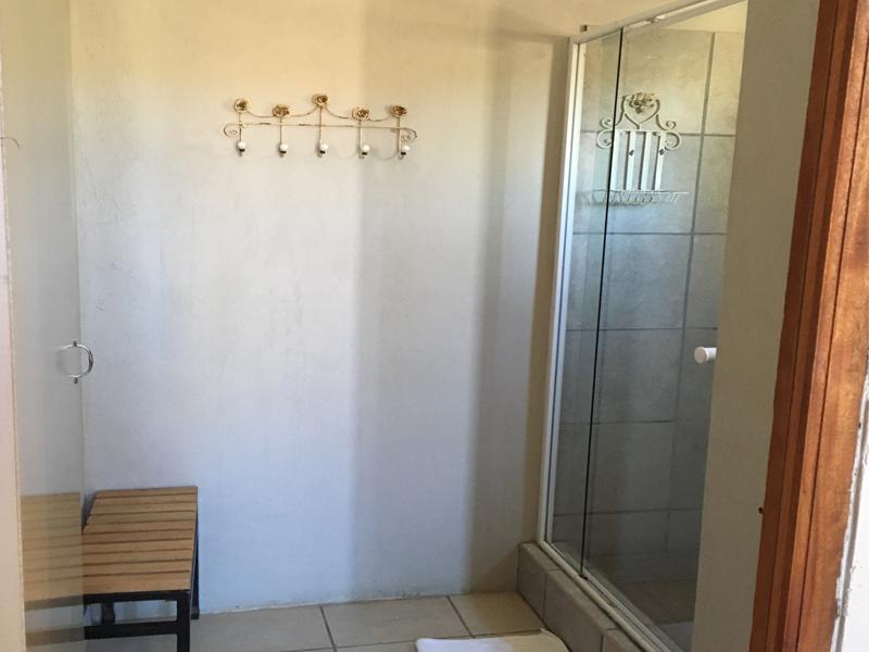 Duckpond shower